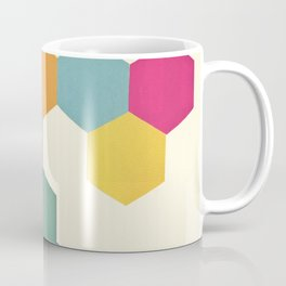 Honeycomb I Coffee Mug