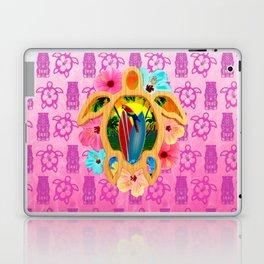 Hawaiian Surf Sunset Laptop & iPad Skin