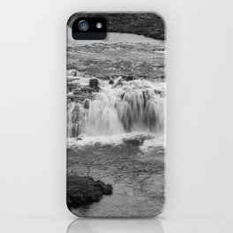 Faxi Waterfall iPhone Case
