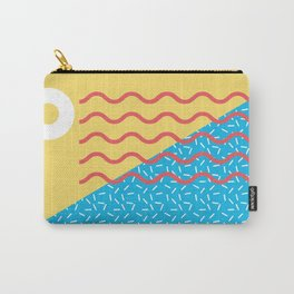 Memphis Style N°2 Carry-All Pouch