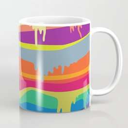 The Melting Coffee Mug