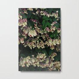 Bagflower Metal Print