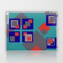 Grafik Rectangles II Laptop & iPad Skin