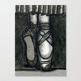 Graceful Balance Canvas Print