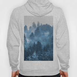 Blue Forest Melody  - 18/365 Hoody