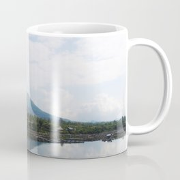 Mount Batur Coffee Mug