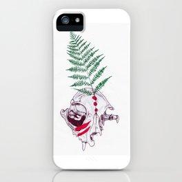 War  Cat iPhone Case