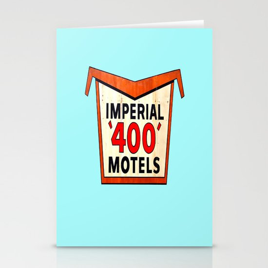 Imperial 400 Stationery Cards