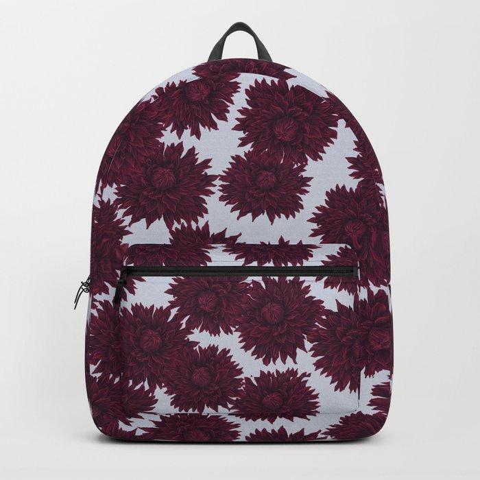 Black Dahlia Backpack