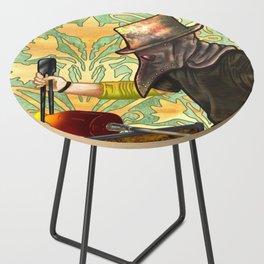 Plague Gaffer Side Table