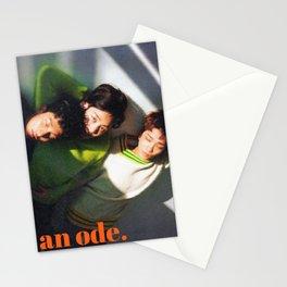 "Artwork SEVENTEEN ""An Ode"" Jeonghan & Joshua & Dokyeom Stationery Cards"
