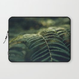 Green and Golden Laptop Sleeve
