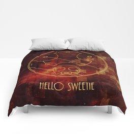 Hello Sweetie Comforters
