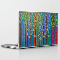 carnival Laptop & iPad Skins featuring Carnival by Lindel Caine