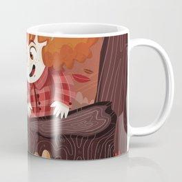 Autumn time | Giadina and mushrooms Coffee Mug
