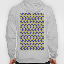 A sea of Triangles Hoody