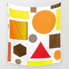 Shapes (Paco) Wall Tapestry