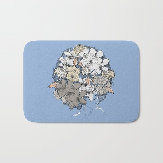 INSIGHT BLOOM Bath Mat