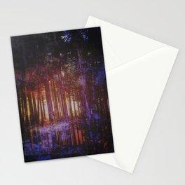 Maxfield Parish Dark Woods Stationery Cards
