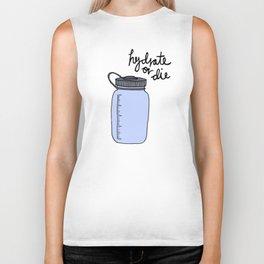 Hydrate or Die Biker Tank