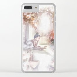 Becoming Clear iPhone Case