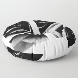Devoted  Floor Pillow