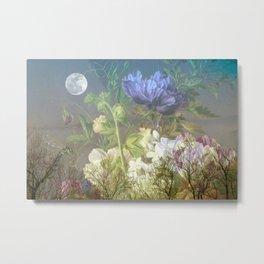 Moonlight Serenade Metal Print