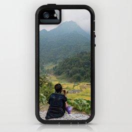 Sa Pa Landscapes I - Vietnam iPhone Case