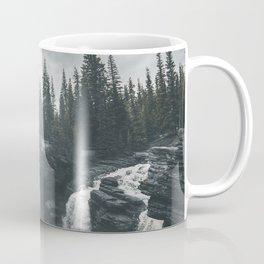Athabasca Falls Alberta Coffee Mug