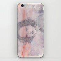 shadow iPhone & iPod Skins featuring shadow by Shiro