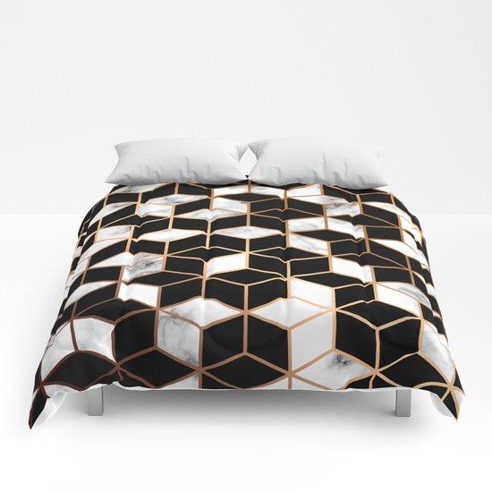 Marble & Geometry 005 by bluelela