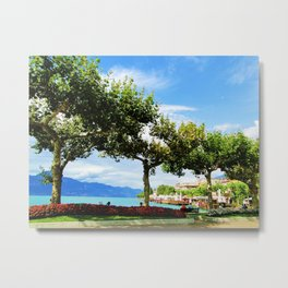 Time to Rest Metal Print