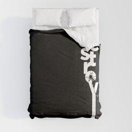 destroy Comforters