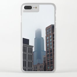 Sears in Spring Clear iPhone Case