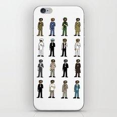 Woody Allen's iPhone Skin