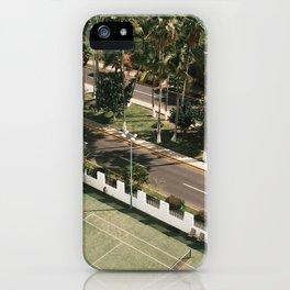 El Comienzo iPhone Case