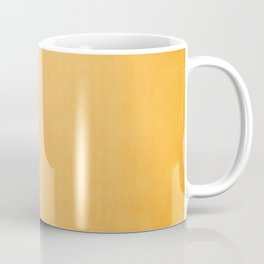 Orange Color from Composition set (4/4) -  Grey, Blue, White, Orange Coffee Mug