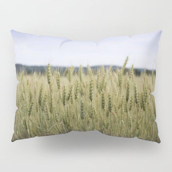Grain Almost Ready For Harvest Pillow Sham