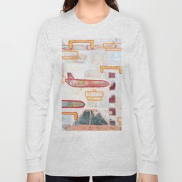 Exit To The Right Long Sleeve T-shirt
