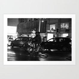 Bicis callao Art Print