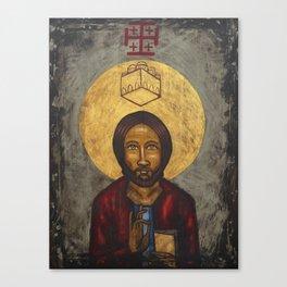 New Jerusalem Icon Canvas Print