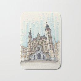 Venlo Old City Hall Bath Mat