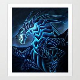 Electrify Art Print