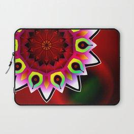 Quantum mandala Laptop Sleeve