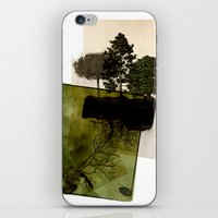 island iPhone & iPod Skins featuring ISLAND by oppositevision