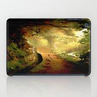fairytale iPad Cases featuring Fairytale by Nev3r