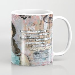 The World at your Finger Tips Coffee Mug