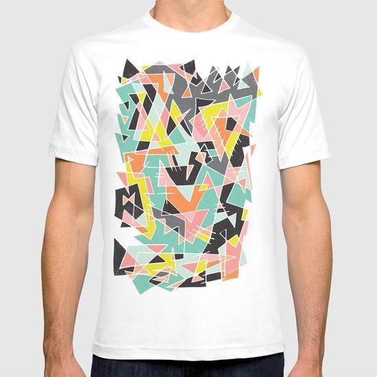 ABSTRACT 3 T-shirt