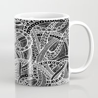 totes Mugs featuring Totes Twippy by Doodle Design