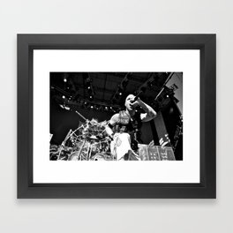 Moody /5FDP Framed Art Print